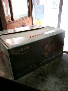 プリンター キヤノン iP4500
