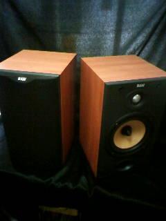 スピーカー B&W DM601 S2