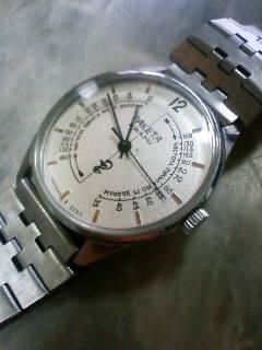 ソ連製 の腕時計